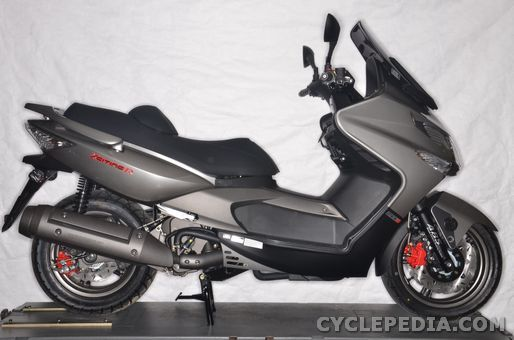 KYMCO Xciting 500