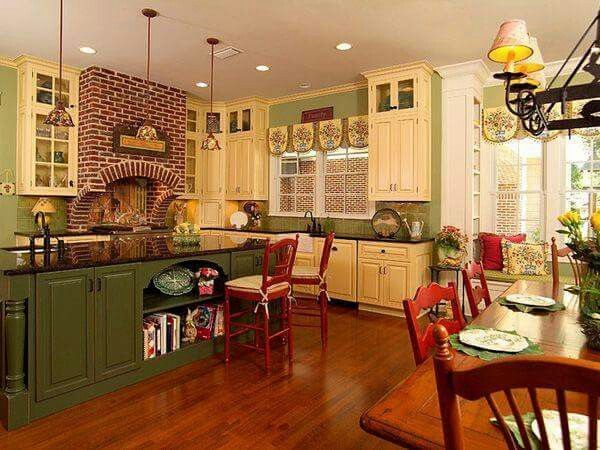 83 best images about country kitchen ideas on pinterest for Crazy kitchen ideas