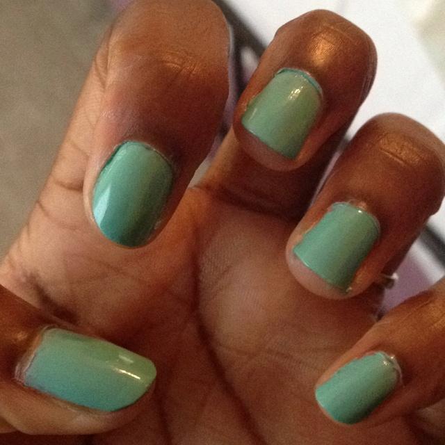 Favorite nail polish! Brand: China Glaze. Color: For Audrey