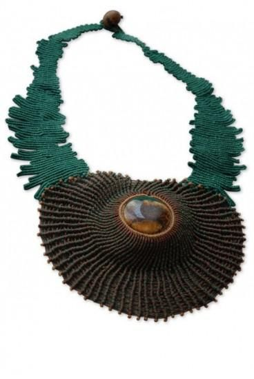 Handmade Thread Jewelry | N_Nest by Tatiana Choremi