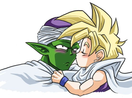 what is gohan and piccolo relationship