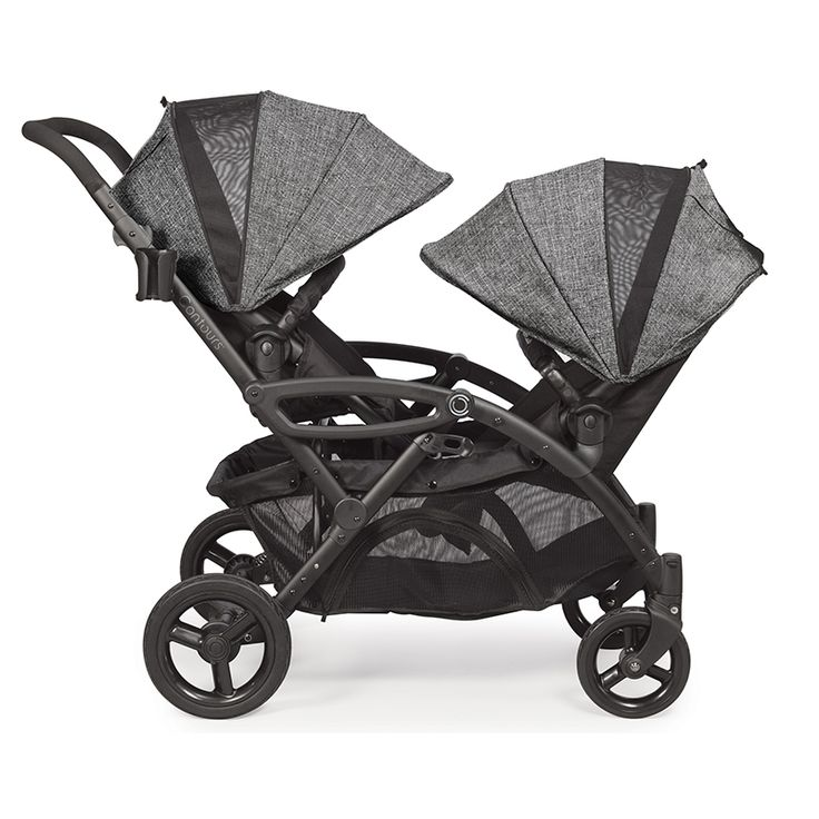 3 Wheel Double Strollers For Infant And Toddler Strollers 2017