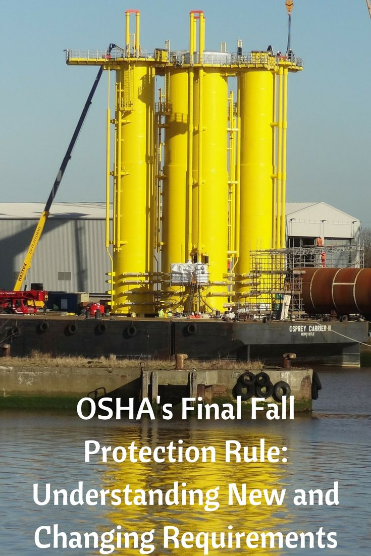 The Occupational Safety and Health Administration (OSHA