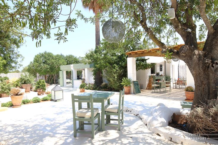 Oh yes! The discovery of restaurant Aubergine made me so happy and I'm convinced you will love it too. It's located between Santa Gertrudis and San Miguel on the left side of the road. You'll see the beautiful designed sign (made by an illustrator from...
