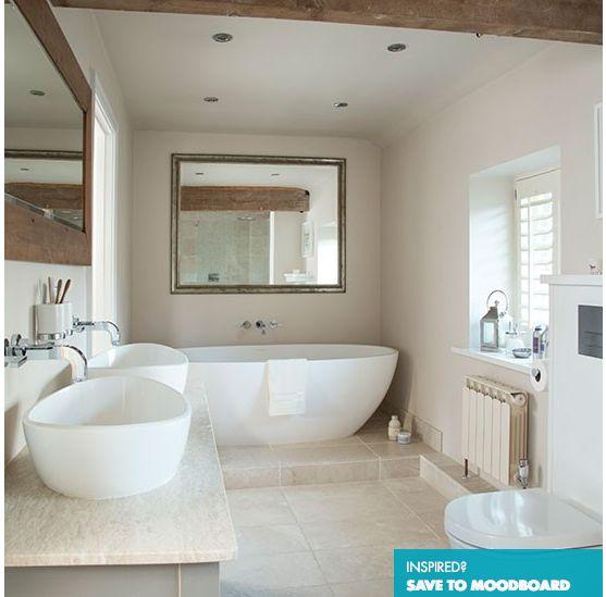 Die besten 17 Bilder zu Bad auf Pinterest Toiletten, Badezimmer - landhaus fliesen küche