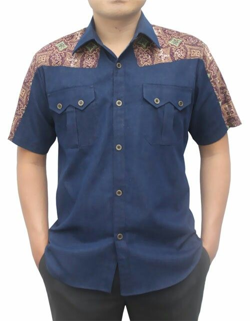 SALE DENIM BATIK
