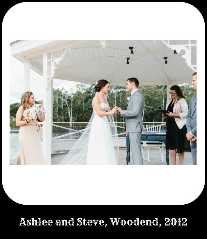 Real Weddings - The Ceremony Store - www.theceremonystore #theceremonystore #celebrant #melbournecelebrant