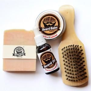Beard Boys Startup kit is the ultimate in maintaining a healthy looking beard. When all these products are used in conjunction with one another it will bring ou