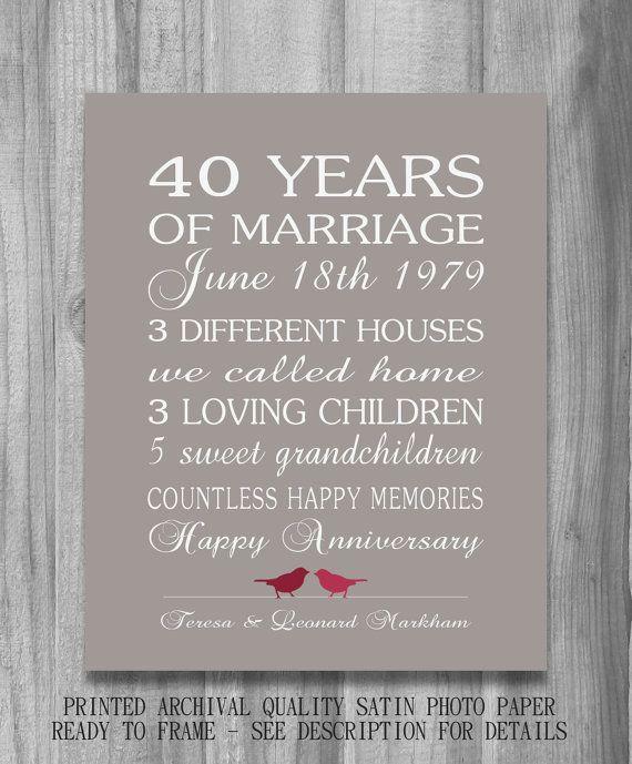25 Best Ideas About 35th Wedding Anniversary On Pinterest