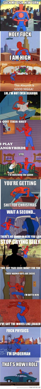 '60s Spiderman