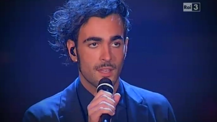 MARCO MENGONI WITH EUROVISION IN MIND