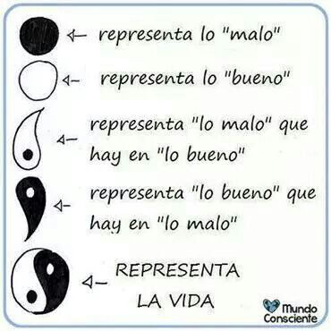 El ying y el yang