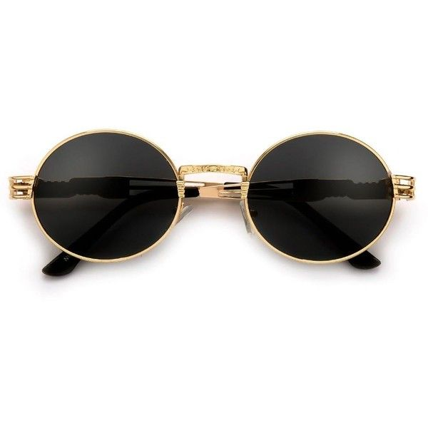 Retro 60's Inspired Colorful Lens Oval Sunglasses ($5) ❤ liked on Polyvore featuring accessories, eyewear, sunglasses, colorful sunglasses, cateye sunglasses, round sunglasses, round wayfarer sunglasses and aviator sunglasses