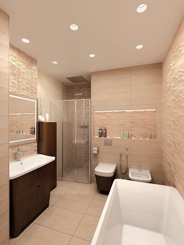 Семь идей оформления ванной комнаты :: РБК Недвижимость