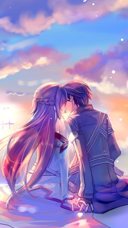 Kirito and Asuna sweetest times