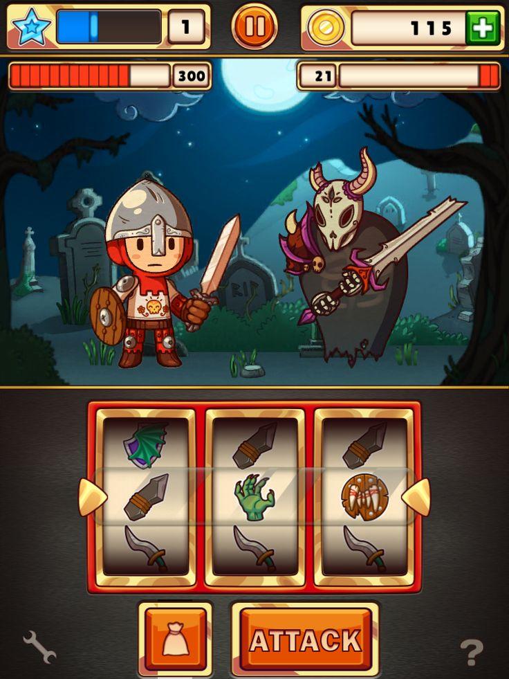 Slot / battle / Level