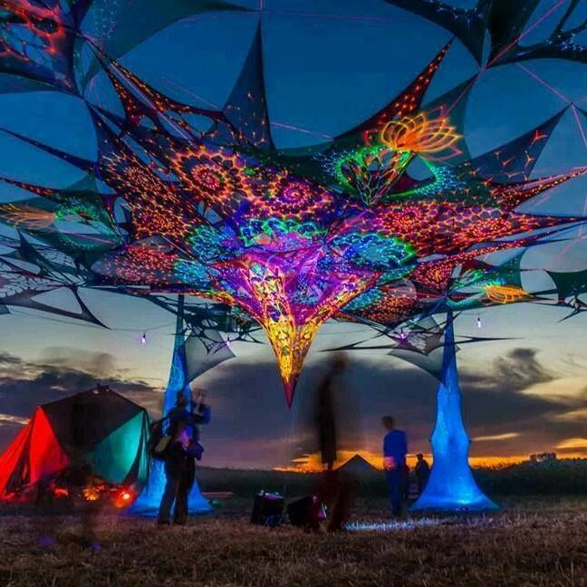 Hippie lights