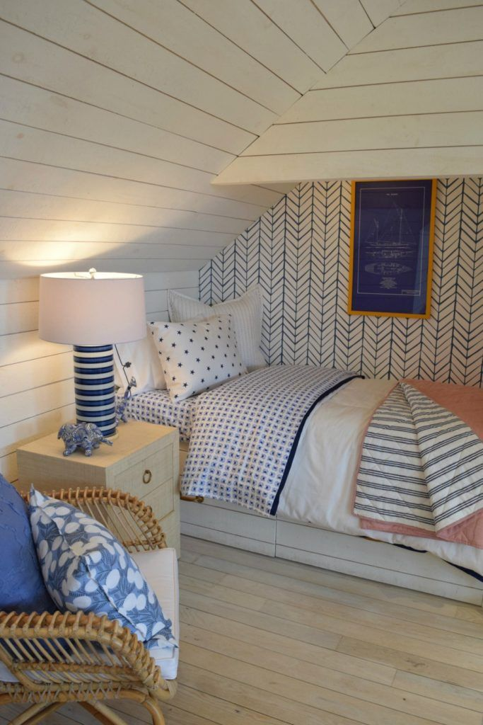 diy nautical nantucket bedroom decor