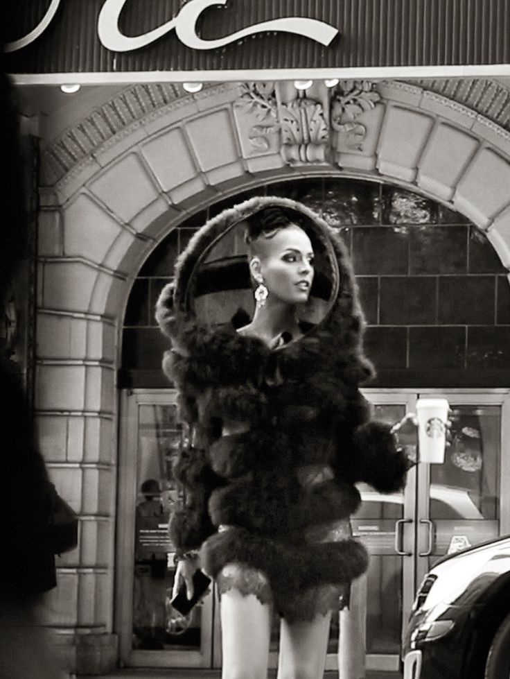 Carmen Carrera is a fashion icon and consummate showgirl. See the full fashion story on wmag.com.