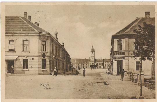 Masarykovo náměstí, po roce 1900