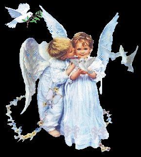 PARA MI PAR DE ANGELITOS QUE DIOS LES TENGA A SU GLORIA,  SIEMPRE ESTEN A MI LADO, LES AMO POR SIEMPRE
