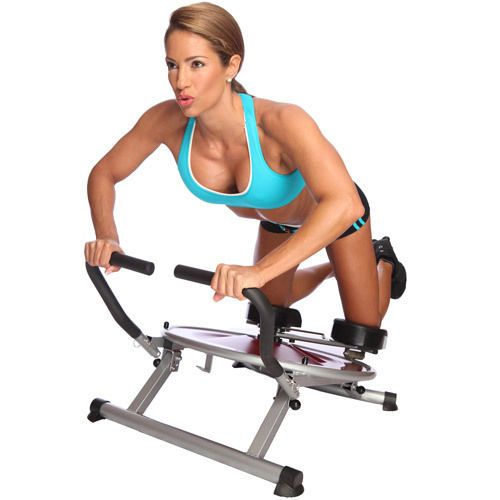 As Seen on TV AB Circle Pro ABS Exercise Machine Workout DVD   eBay