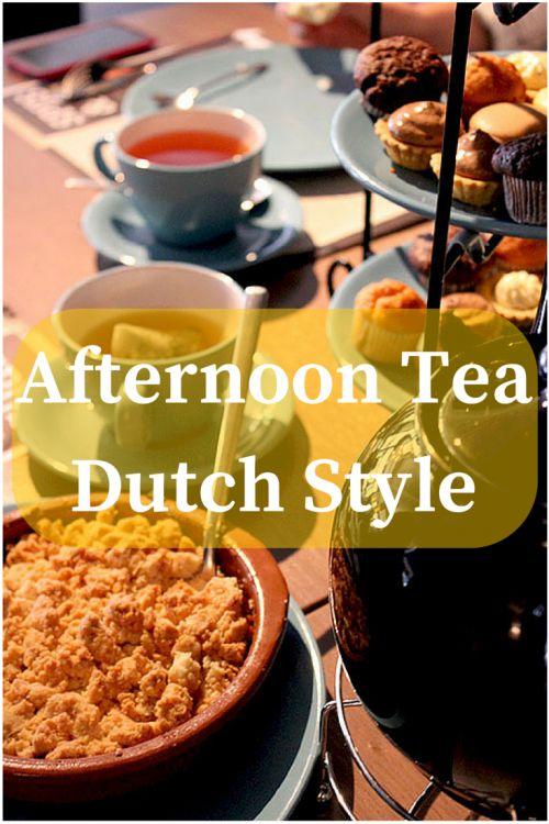 Afternoon tea Dutch Style - travllousworld.com