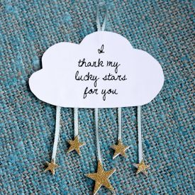 Make your own set of adorable DIY Clouds and Stars Cards to use for any occasion.