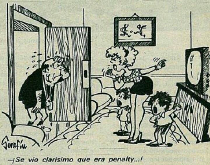 La dura vita dell'arbitro (1973).