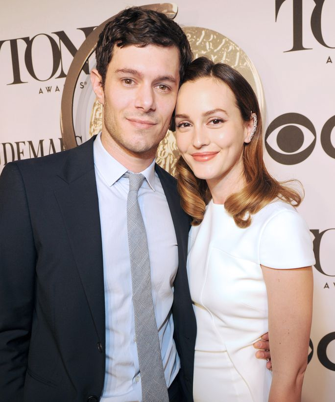 leighton meester dating adam A new relationship has been brewing in hollywood, and it is now advancing toward the marriage stage after a big announcement from the couple today leighton meester, who is known primarily for her role in the teen drama series gossip girl, will be tying the knot with fellow actor, adam brody.