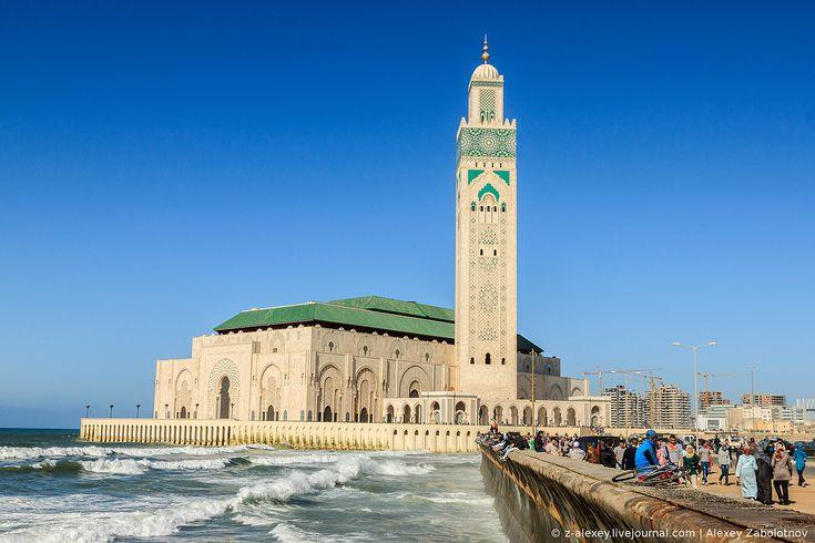 Фото - путешествия по миру: Фотоотчет о поездке: Касабланка. Марокко (часть 2)...