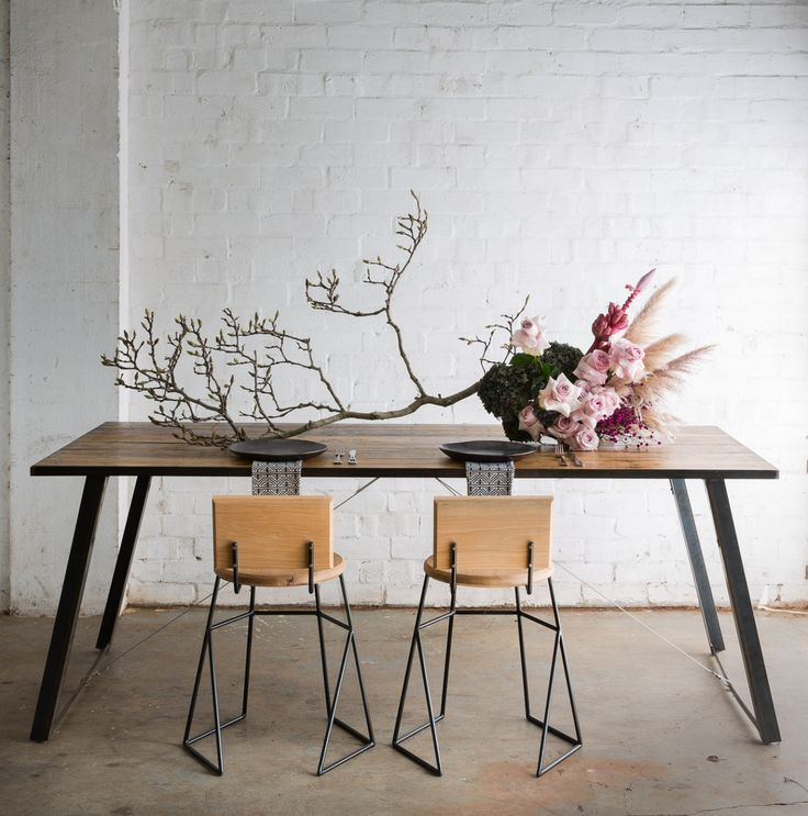Handcrafted Decor Hire / Reso & Co / Refined Aesthetic & Craftmanship. More on The LANE: