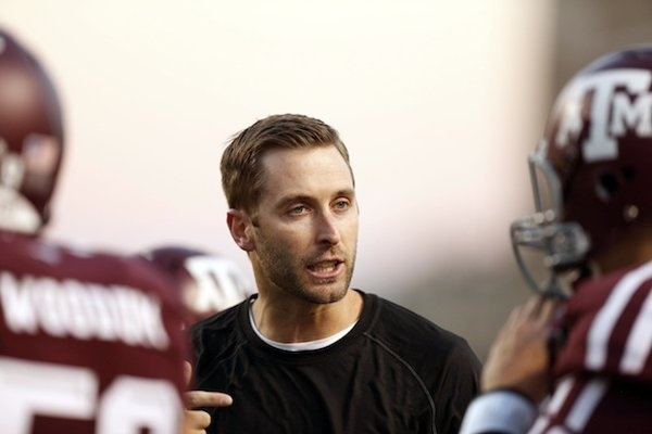 Texas Tech's Kliff Kingsbury leaves his players a hilarious note before they leave campus