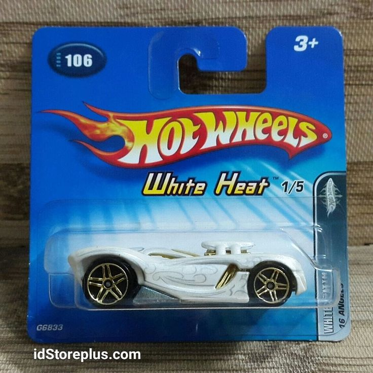 DIJUAL HOT WHEELS 16 ANGELS WHITE HEAT 1/5 SHORT CARD  Update di: Fb/Twitter/Line: idStoreplus WhatsApp: 0818663621 Source: http://ift.tt/2esFo23 Toko Online: http://idstoreplus.com  #hotwheelsbalap #16angels #lombadiecast #mobilanbalap #mobilbalap #lombahotwheels #diecastbalap #mobilmobilan #hotwheelslangka #idstoreplus #hotwheelstangerang #hotwheelsjakarta #hotwheelsindonesia #hotwheelsmurah #pajangan #diecastindonesia #diecastjakarta #kadoanak #kadounik #mainananak #kadoulangtahun…