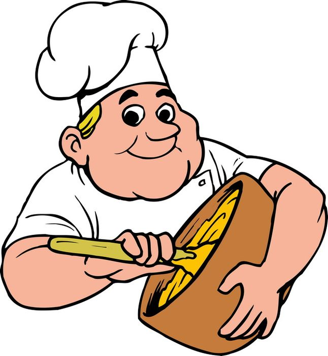 Картинки на тему кулинария веселые