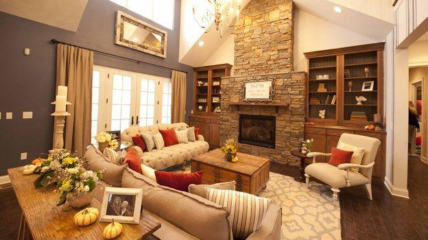 Extreme Home Makeover Interior Design