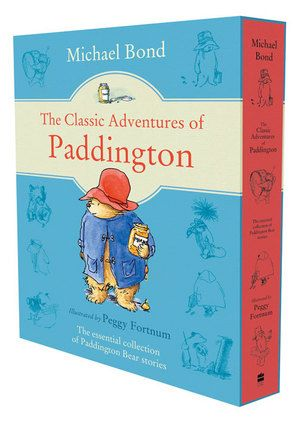 This very special treasury brings together eleven of the original Paddington stories delicately illustrated by Peggy Fortnum, making an exquisite keepsake gift.