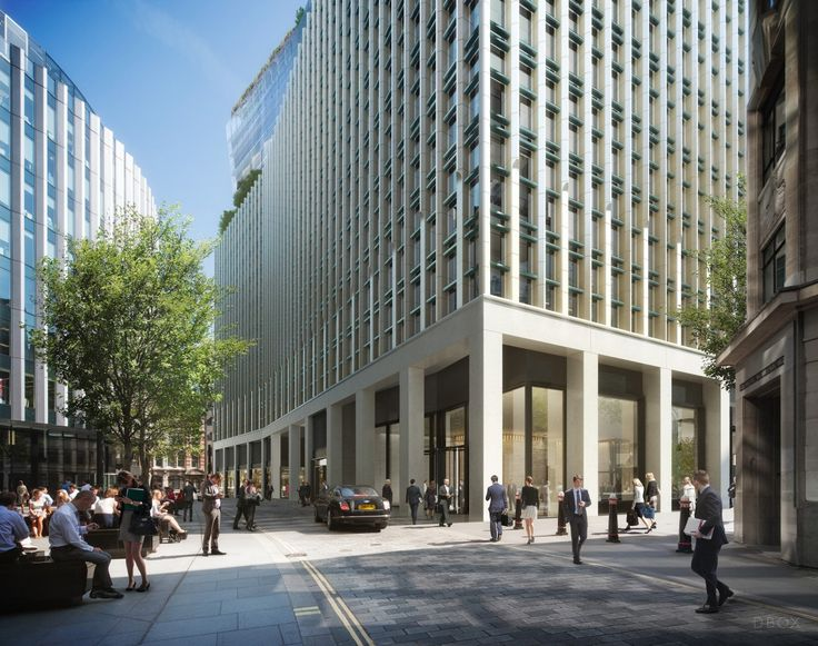 Fenchurch avenue aspect of 120 fenchurch street in the city of london dbox 2013 rendering architecture exteriornanjingduskbalconyfacadesgatecondoentrance