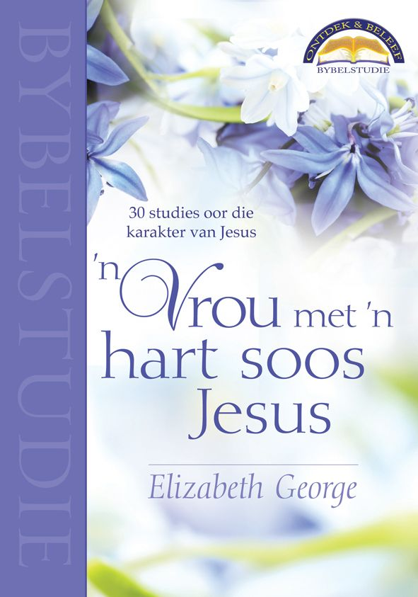 'n Vrou met 'n hart soos Jesus