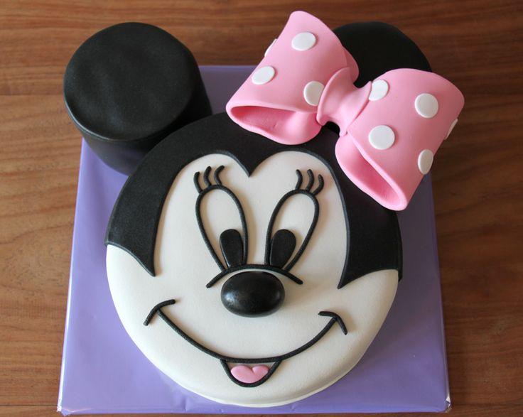 3D taarten - Koning Kikker Mini mouse cake