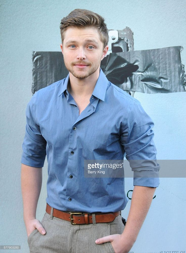 Actor Sterling Knight attends the premiere of New Line Cinema's 'Lights Out' at TCL Chinese Theatre on July 19, 2016 in Hollywood, California.