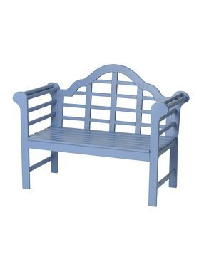 Perfect Colored Bench For Our Chicken Run Viewing Area  On Gardenerssupply. Com
