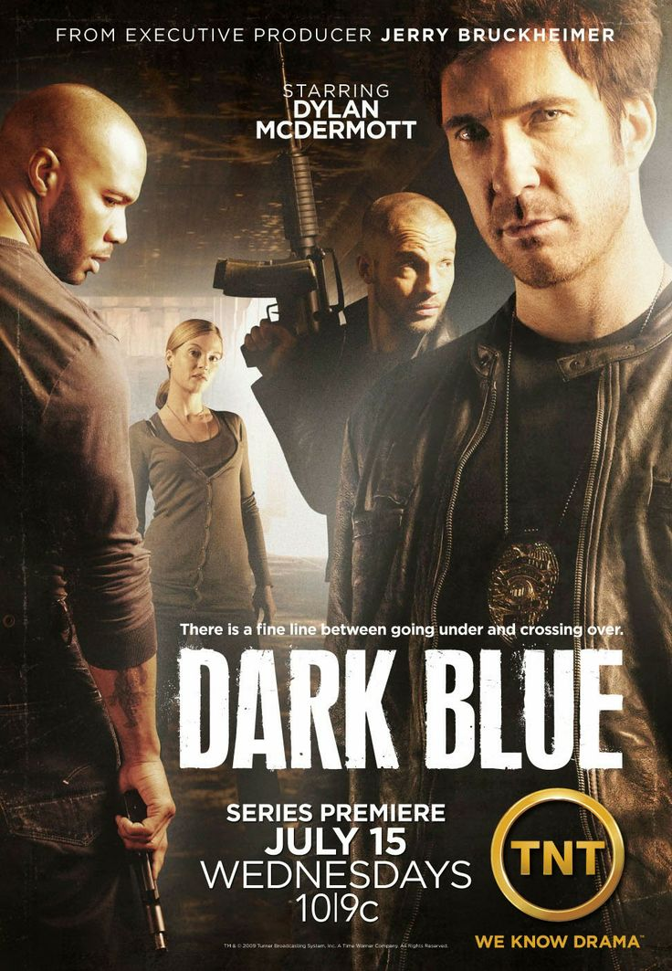 Cine Resumido: Dark Blue (TV Series) / Dark Blue (2009) Serie de ...