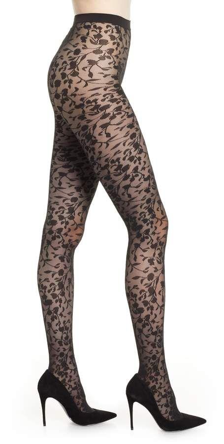 443680e0e0b5 Wolford Amelia Floral Pantyhose #Amelia#Wolford#Pantyhose | Women ...