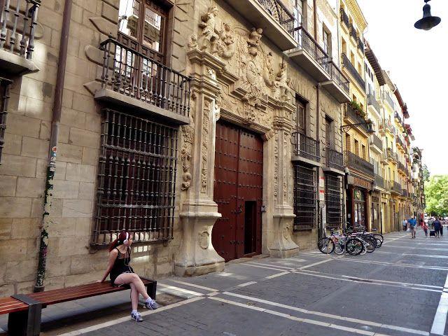 Calle Mayor.Palacio de Ezpeleta.