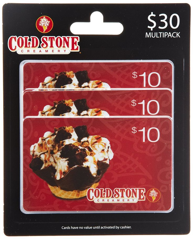 cold stone creamery gift card balance phone number