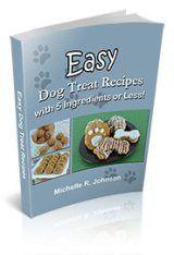 easy dog treat recipes ebook