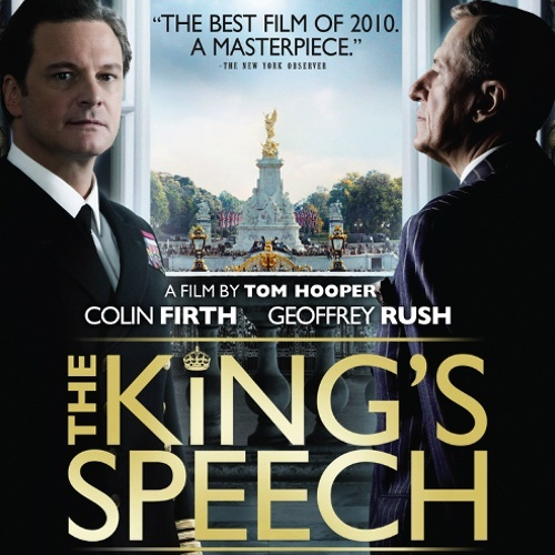 Movie review the king s speech