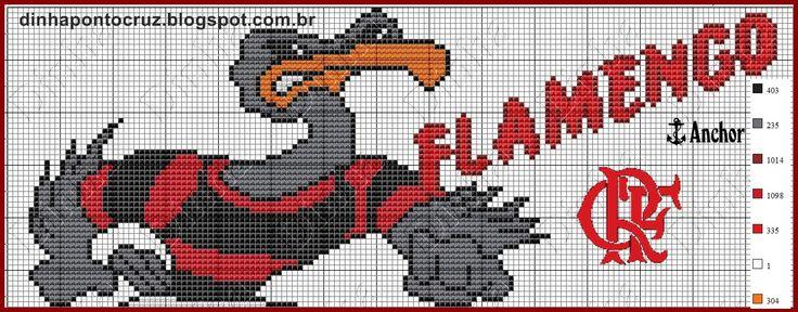 Para a maior torcida novas opções de gráficos  FLAMENGO