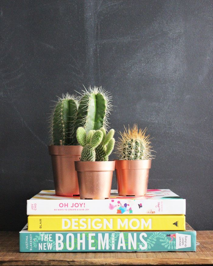 Copper accessories for your home - rose gold pots || @pattonmelo